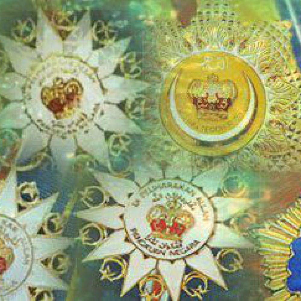 Darjah Kebesaran, Bintang dan Pingat Persekutuan