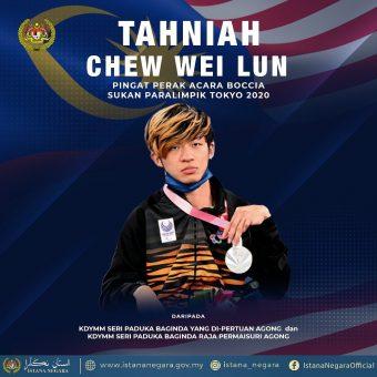 TAHNIAH CHEW WEI LUN